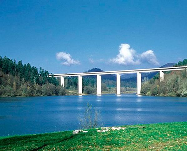 Most Bajer Autocesta Rijeka Zagreb Viadukt D D