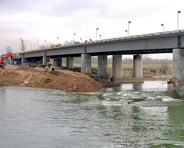 Novi Jankomirski Most Preko Rijeke Save Viadukt D D