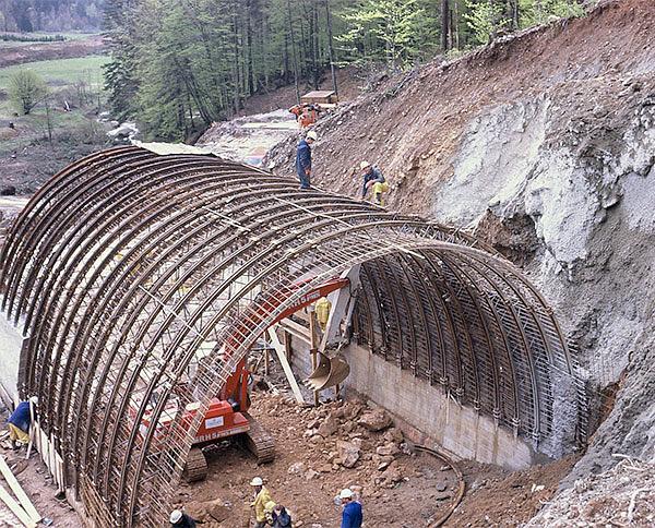 Tunel Tuhobic Autocesta Zagreb Rijeka Viadukt D D