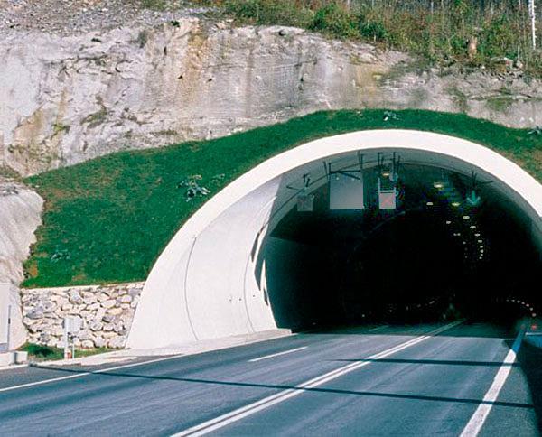 Tunel Veliki Glozac Autocesta Rijeka Zagreb Viadukt D D