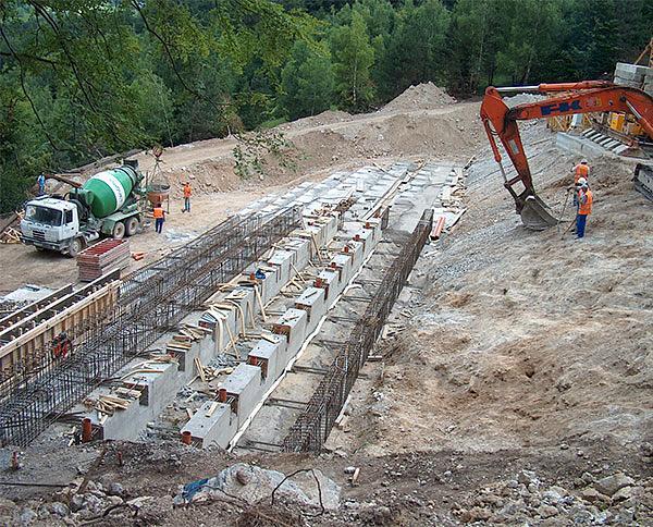 Tunel Vrata Autocesta Zagreb Rijeka Viadukt D D