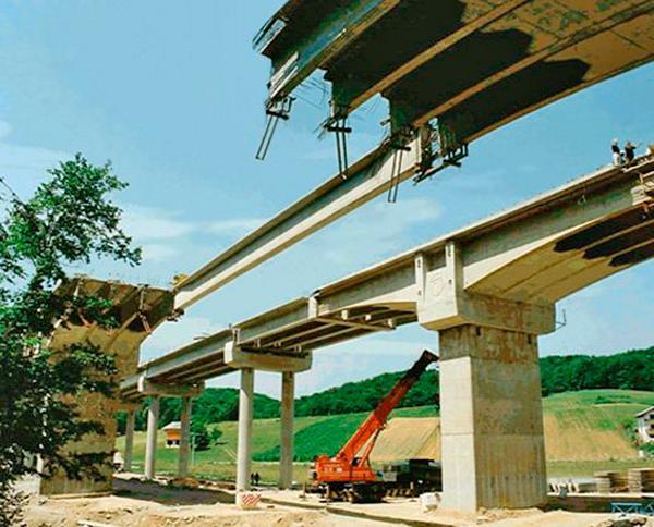 Vijadukt Dobra Autocesta Rijeka Zagreb Viadukt D D