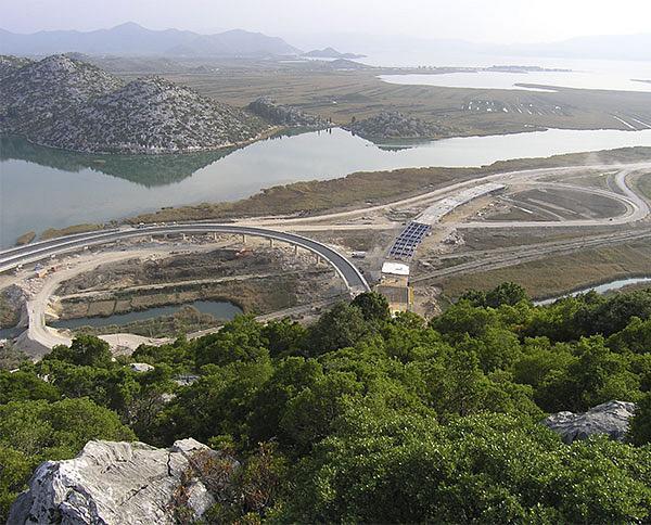 Autocesta Zagreb Split Dubrovnik Sektor Split Ploce Podsektor Iii Ravca Ploce Viadukt D D